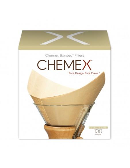 Filtres papier naturel 6/8 tasses Chemex