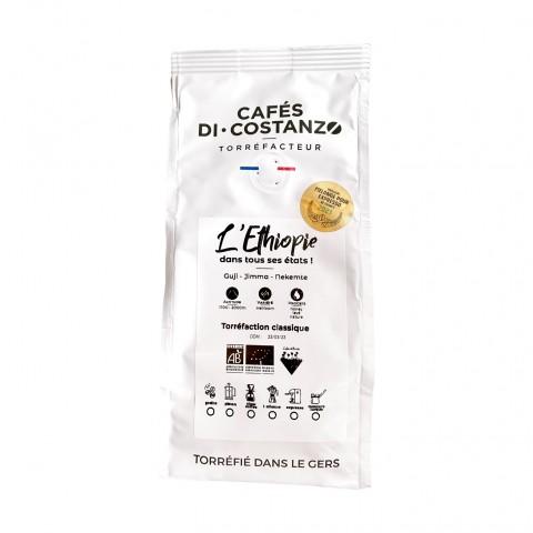 Café en grain - L'Ethiopie dans tous ses états